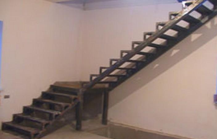 Лестница своими руками сварить