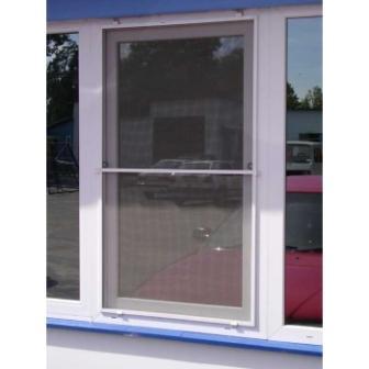 Москитная сетка на пластиковые окна картинки 16