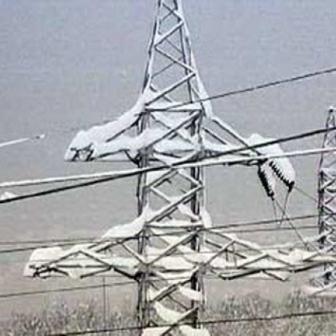 28 мая 2014 года Пришли электрики отключать электричество за долги.