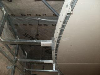 Монтаж гипсокартона двухуровневого на потолок видео